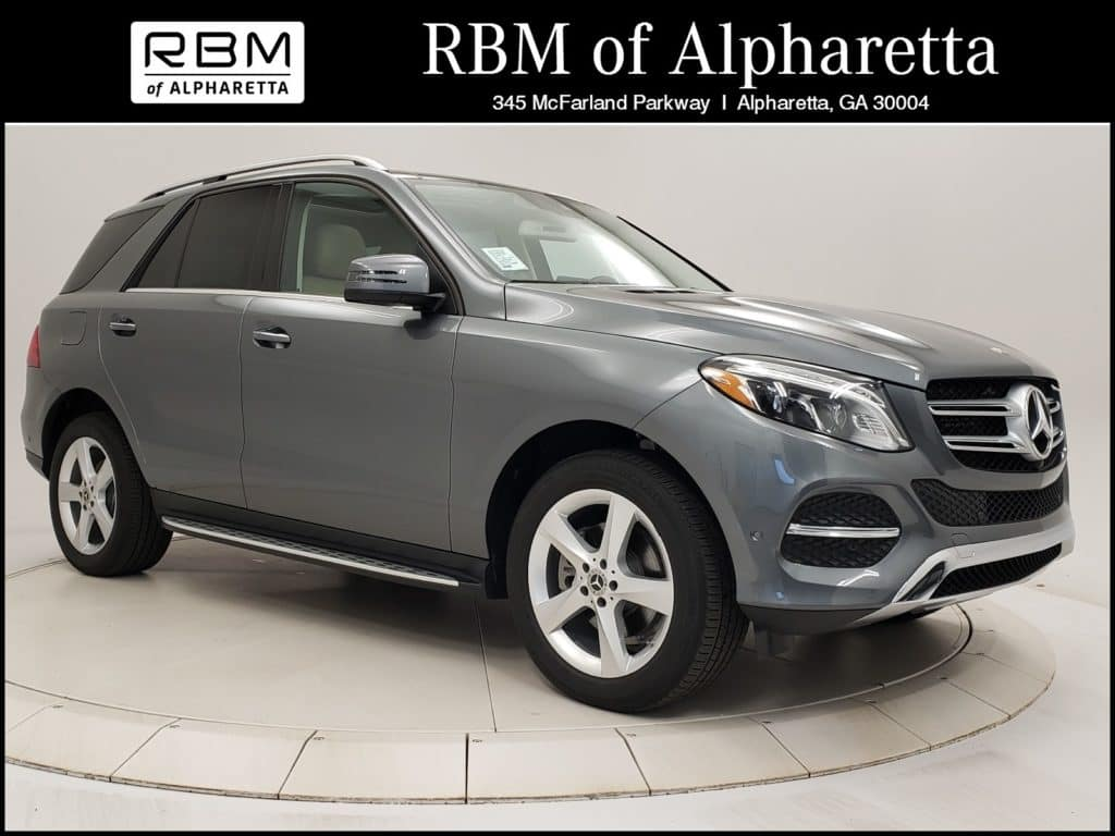 2018 Mercedes-Benz GLE 350 4MATIC SUV Previous Loaner Special Pricing