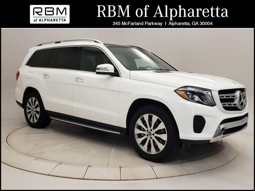 2019 Mercedes-Benz GLS 450 4MATIC SUV Previous Loaner Special Pricing