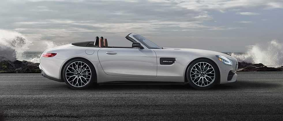 2020 Mercedes-AMG GT C Convertible Lease