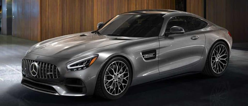 2020 Mercedes-AMG GT Coupe Lease