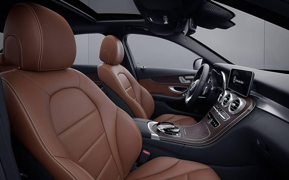 2020 MB C-Class Seating