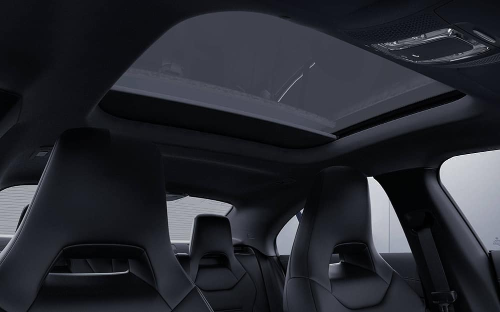 2020 MB CLA Sunroof