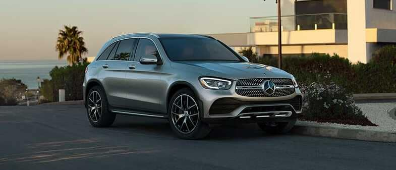 2020 Mercedes-Benz GLC 43 4MATIC SUV Lease