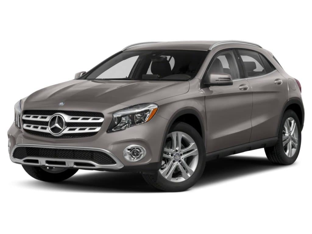 2020 Mercedes-Benz GLA 250 SUV Previous Loaner Lease Special