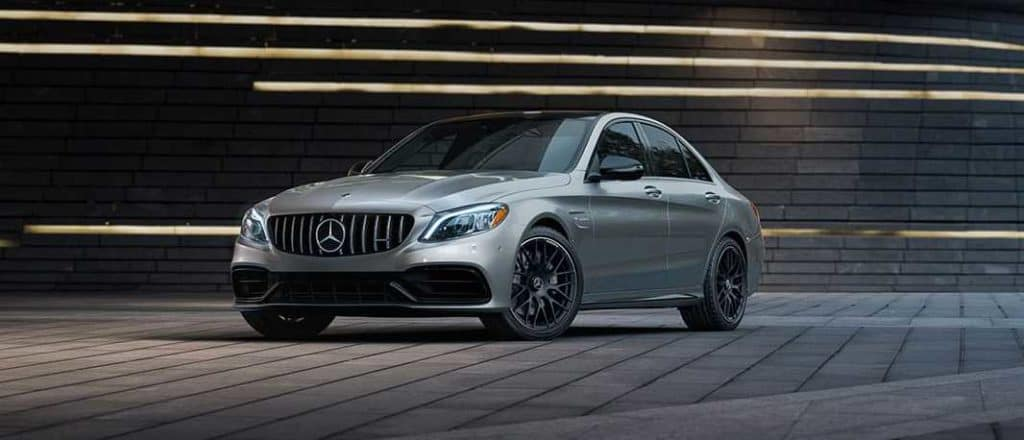 2020 Mercedes-Benz AMG C 63 S Sedan Lease