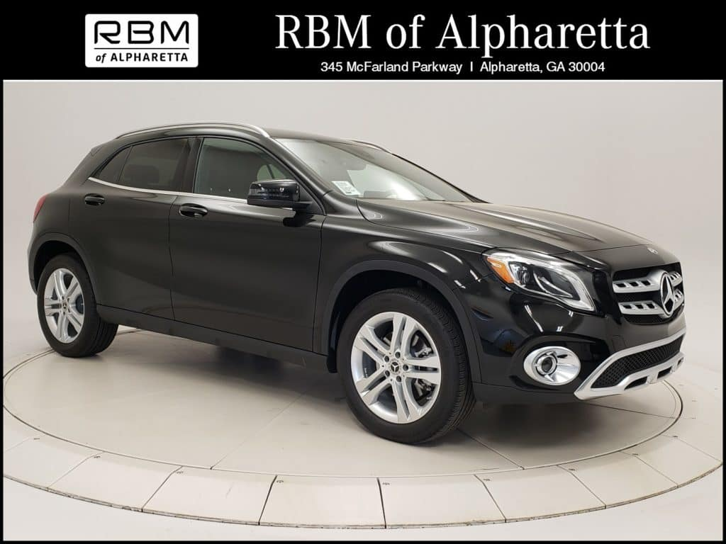 2019 Mercedes-Benz GLA 250 4MATIC SUV Previous Loaner Lease Special