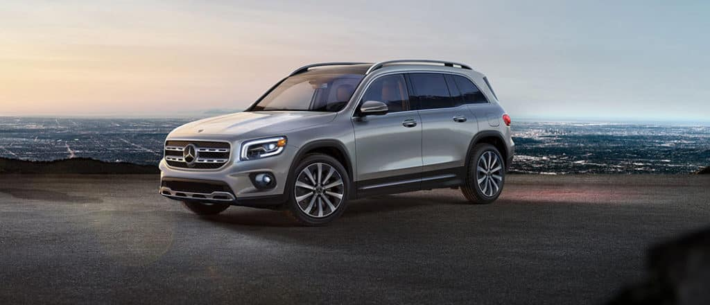2020 Mercedes-Benz GLB 250 SUV Lease
