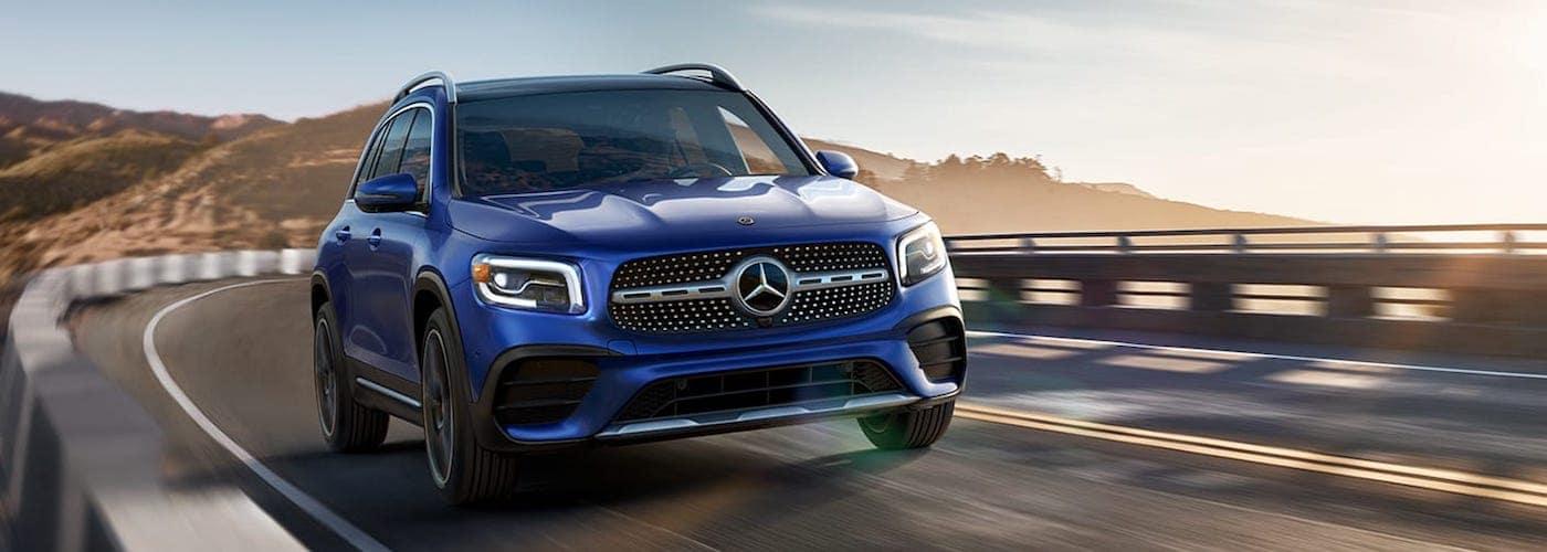 Mercedes Benz Glb Suv Specs Info Rbm Of Alpharetta