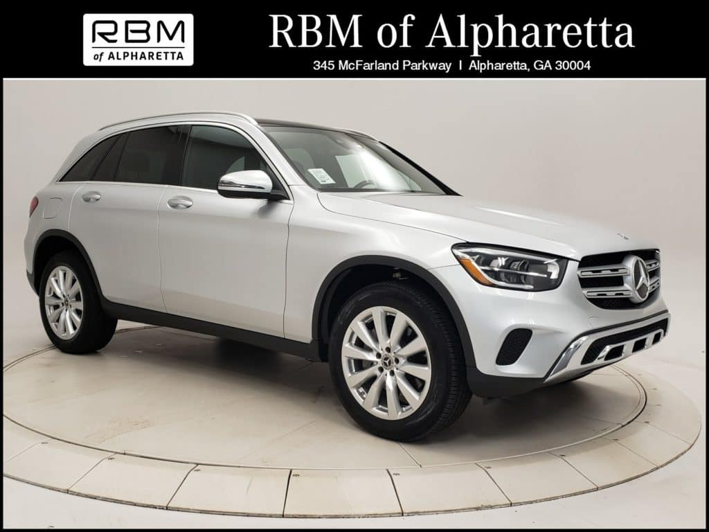 2020 Mercedes-Benz GLC 300 SUV Previous Loaner Lease Special