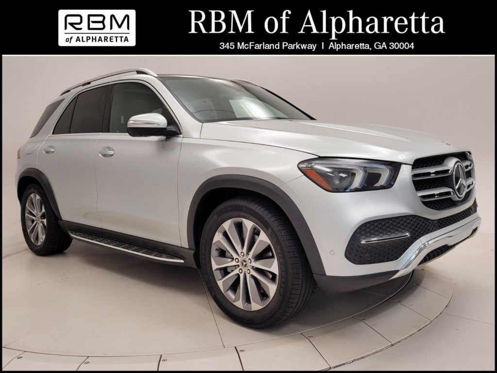 2020 Mercedes-Benz GLE 350 4MATIC SUV Previous Loaner Special Pricing