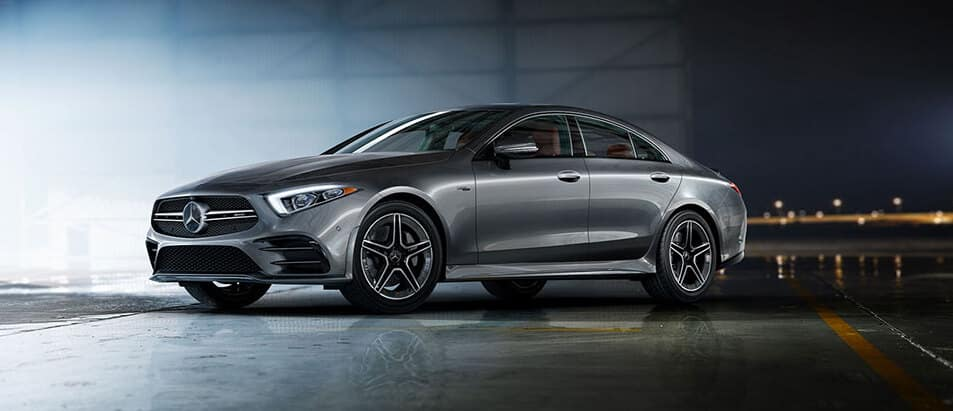 2020 Mercedes-Benz AMG CLS 53 4MATIC Coupe Lease