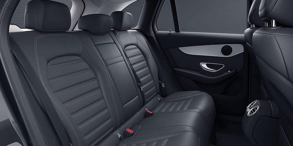 2020 Mercedes-Benz GLC Rear Seats