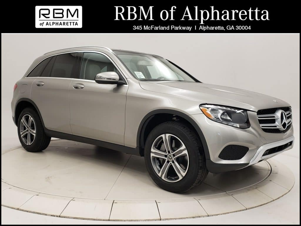 2019 Mercedes-Benz GLC 300 4MATIC SUV Previous Loaner Special Pricing