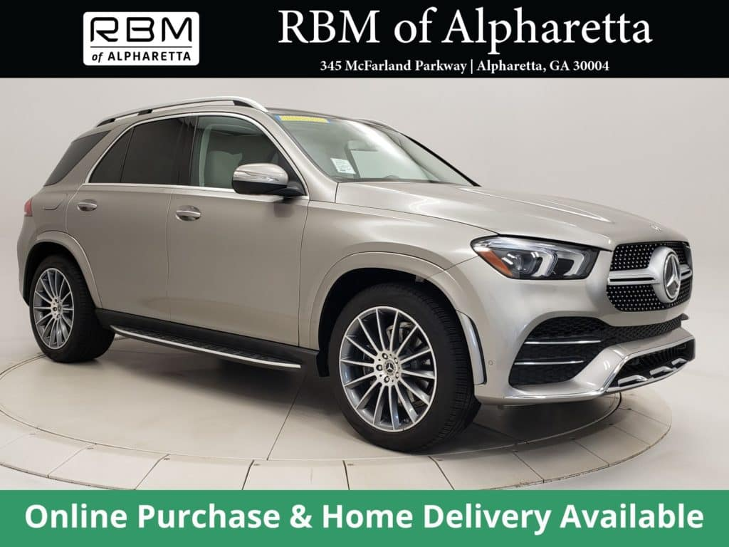 2020 Mercedes-Benz GLE 350 4MATIC SUV Pre-Owned Executive Demo Special