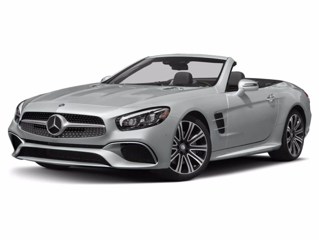 2020 Mercedes-Benz SL 450 Roadster Pre-Owned Executive Demo Special