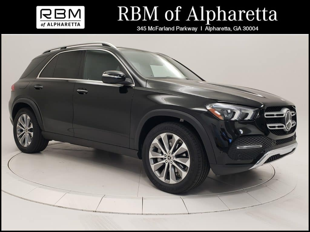 2020 Mercedes-Benz GLE 350 Previous Loaner Special Pricing