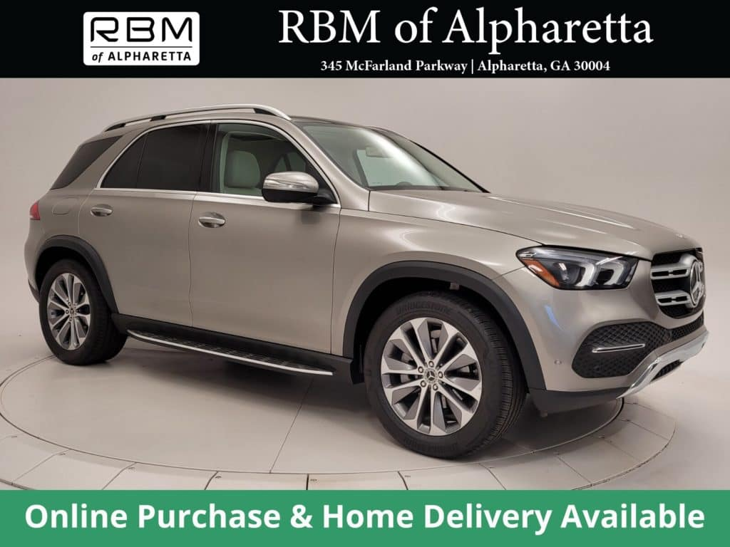 2020 Mercedes-Benz GLE 350 SUV Pre-Owned Executive Demo Special