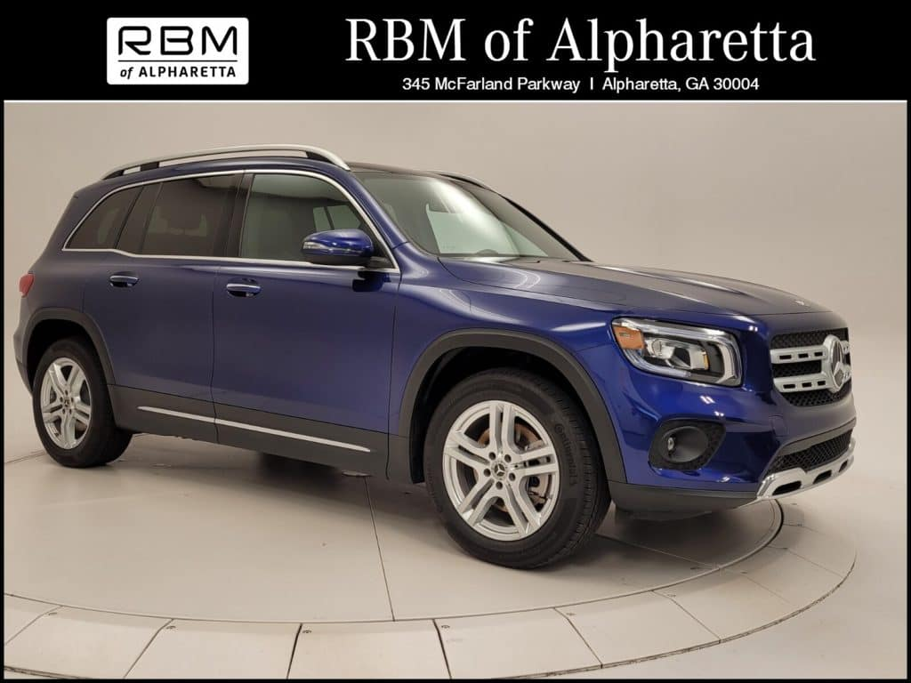 2020 Mercedes-Benz GLB 250 4MATIC SUV Previous Loaner Lease Special