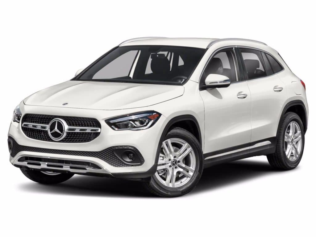 2021 Mercedes-Benz GLA 250 SUV Previous Loaner Lease Special