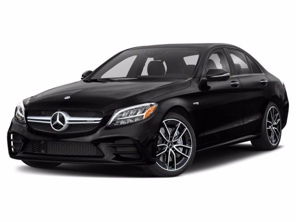 2020 Mercedes-Benz C 43 AMG 4MATIC Sedan Previous Loaner Special Pricing