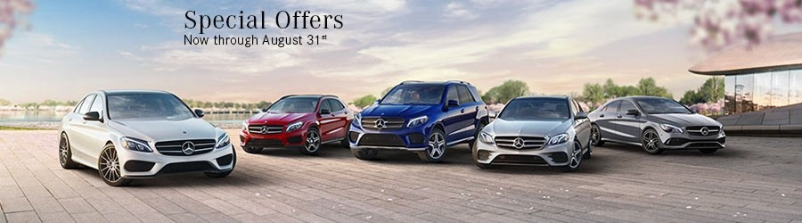 Mercedes benz national special offers rbm of atlanta for Mercedes benz special deals