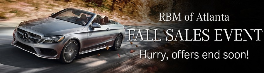 Current vehicle special offers rbm of atlanta for Rbm mercedes benz
