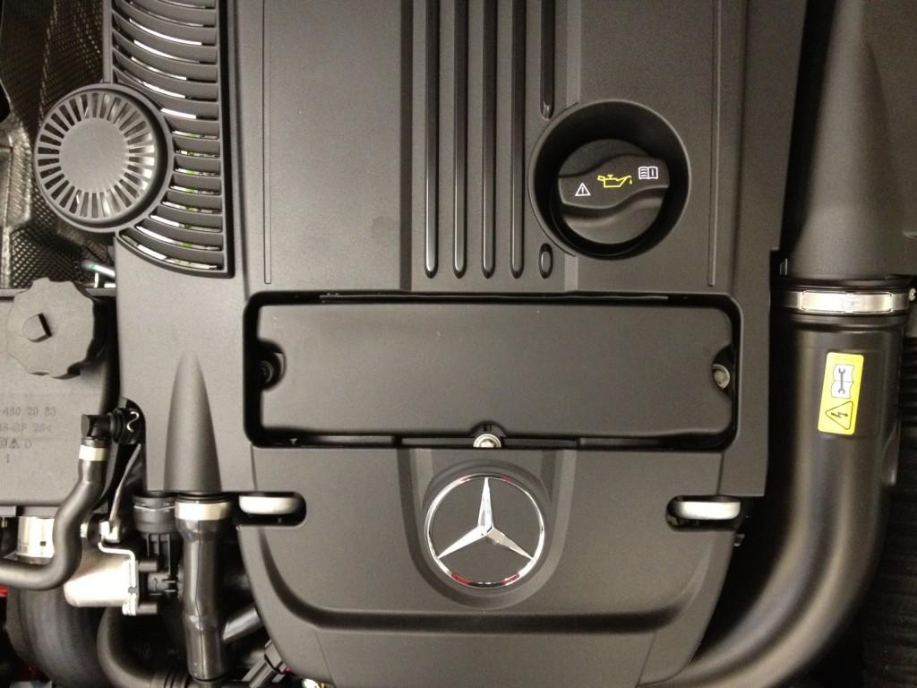 Mercedes-Benz B Service