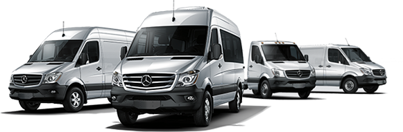 2017 Mercedes-Benz Sprinter Van Special Offers