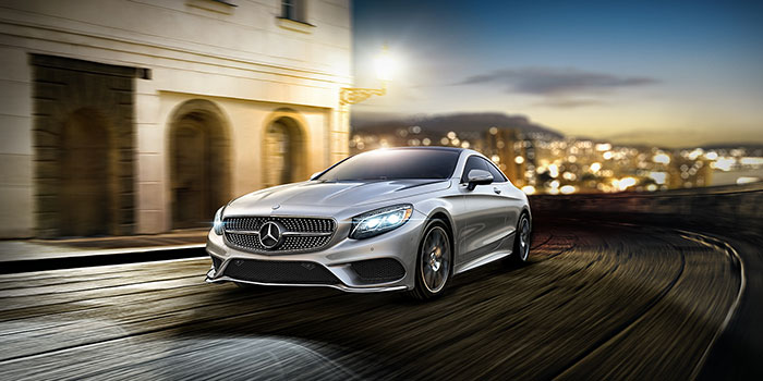 2016 S 550 4MATIC® Coupe