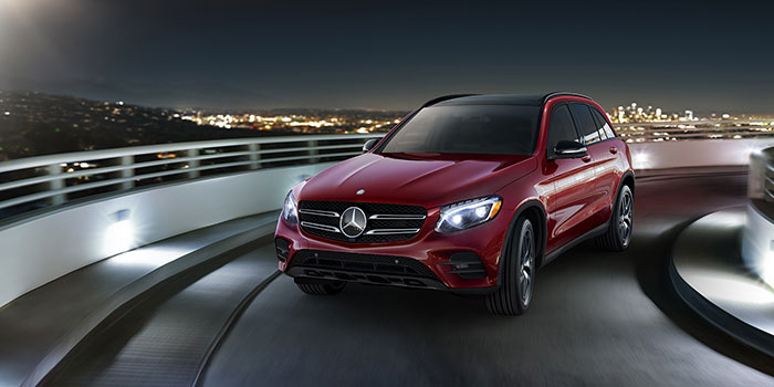 2018 GLC 300 SUV -$439/mo. Lease