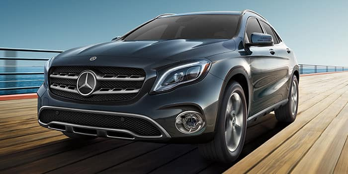 2019 GLA 250 4MATIC® SUV
