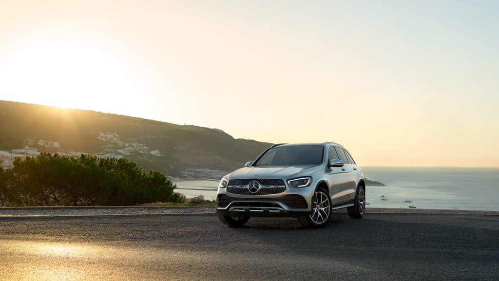 2020 GLC 300 SUV -$439/mo. Lease