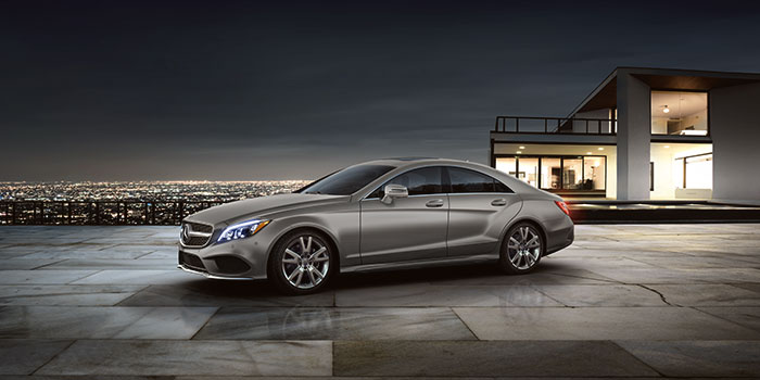 2017 CLS 550 Coupe
