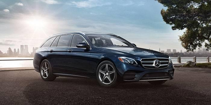 2017 E 400 4MATIC® Wagon
