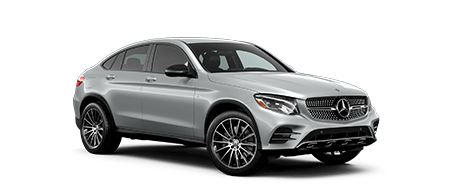 2019 AMG® GLC 43 Coupe