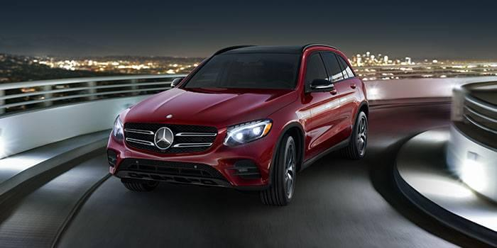 Model Year 16/17 CPO GLC
