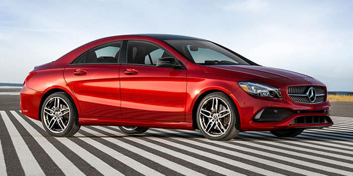 2019 CLA 250 4MATIC® Coupe