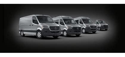2020 Mercedes-Benz Sprinter Van Special Offers