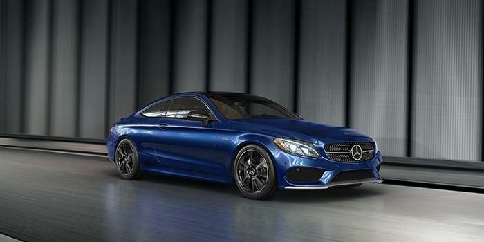 2018 AMG® C 43 Coupe