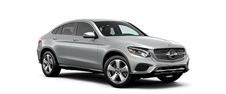 2018 GLC 300 Coupe