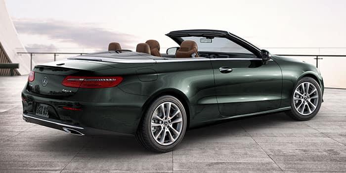 2018 E400 4MATIC® Cabriolet