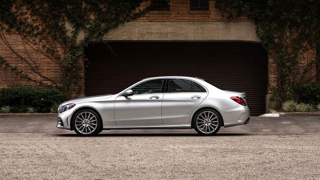 2020 C 300 Sport Sedan - $379/mo. Lease