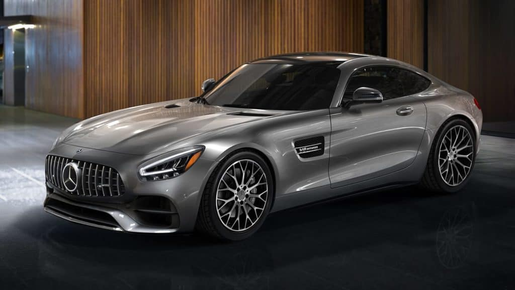 2020 AMG® GT Coupe