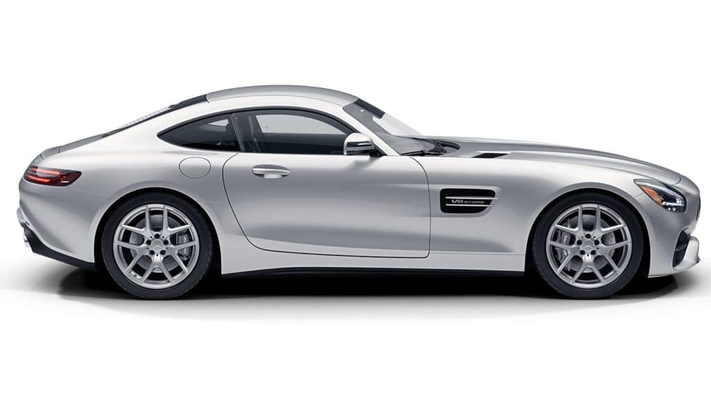 2020 AMG® GT C Coupe