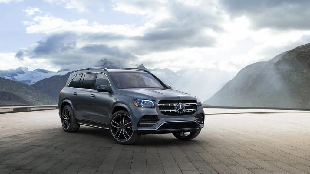 2020 GLS 580 4MATIC® SUV