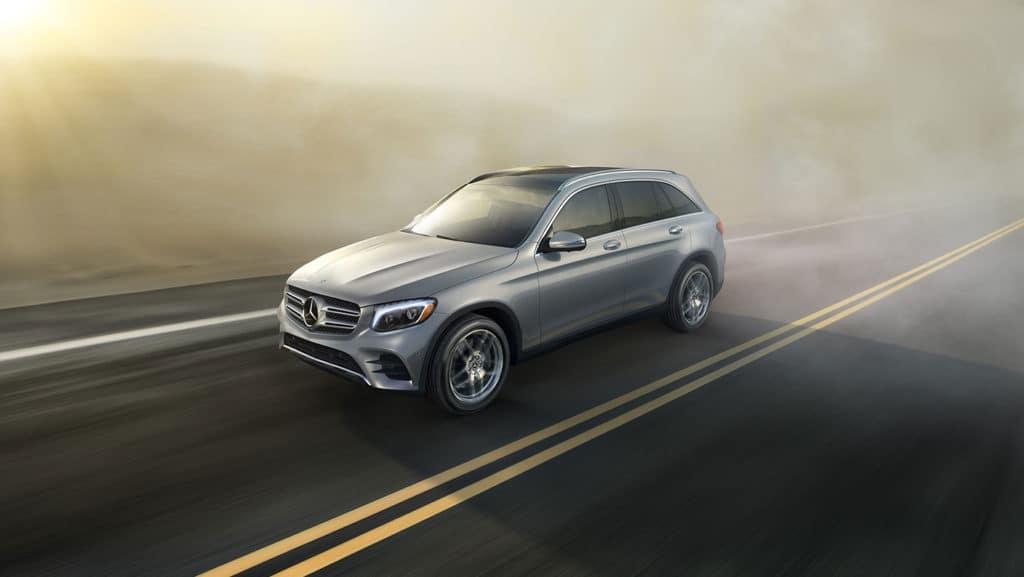 2019 GLC 300 SUV