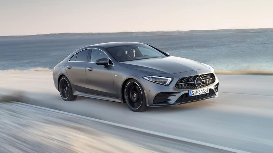 2019 CLS 450 Coupe - $769/mo. Lease