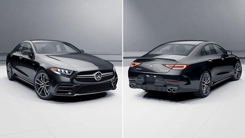2019 AMG® CLS 53 Coupe