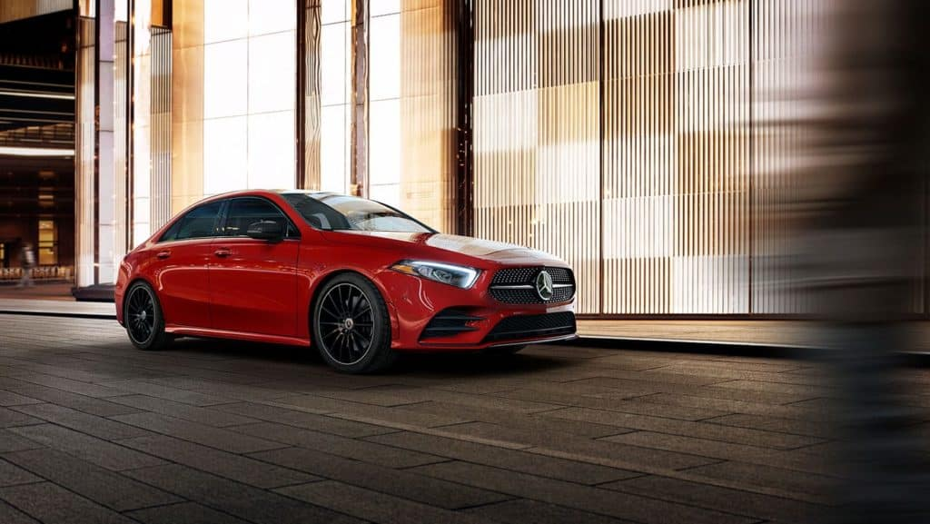 2020 A 220 4MATIC® Sedan Lease