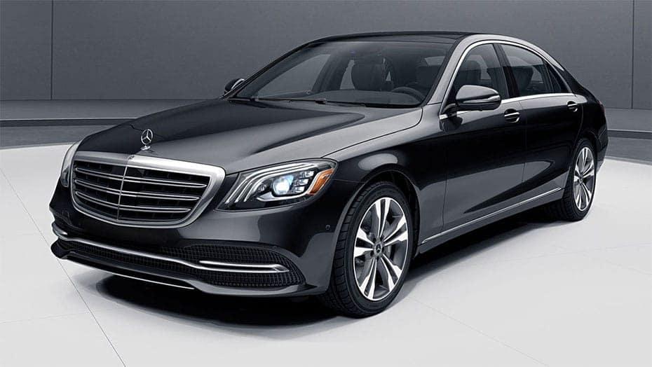 2020 S 560 Sedan - $1,239/mo. lease